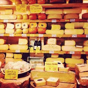 Cheese from De Kaaskamer van Amsterdam.   22 Things Everyone Needs To Eat In Amsterdam