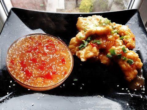 Kurczak Pomarańczowy i Słodki Sos Chili - Chińskie Przepisy - Orientalny Serwis