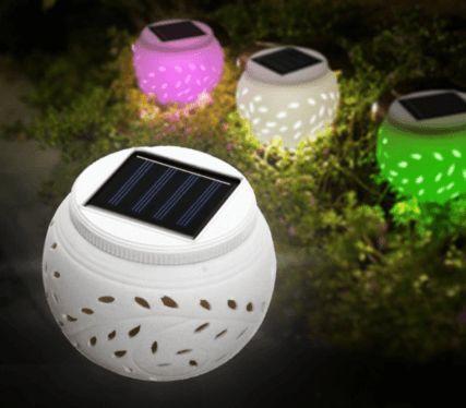Die besten 25+ Solar licht Ideen auf Pinterest Multi licht - solarleuchten garten antik