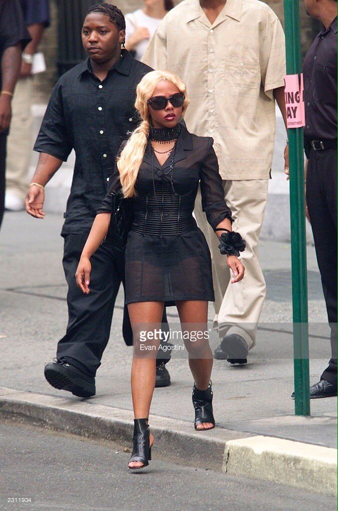 Lil Kim looking for BFF Ice cube
