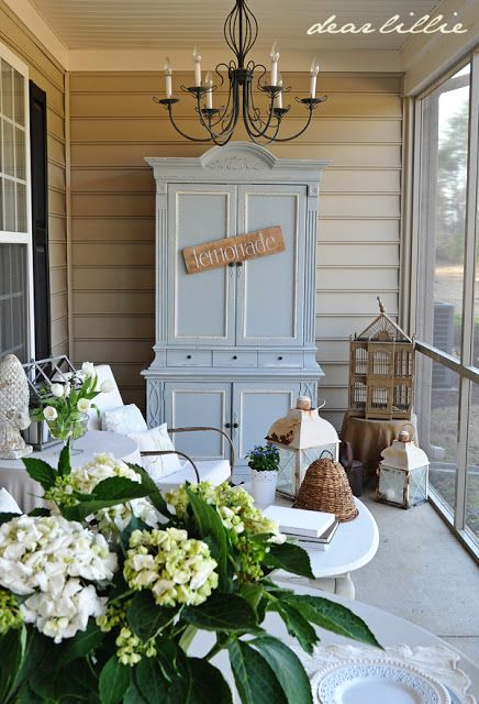 267 best summer porch decor images on pinterest