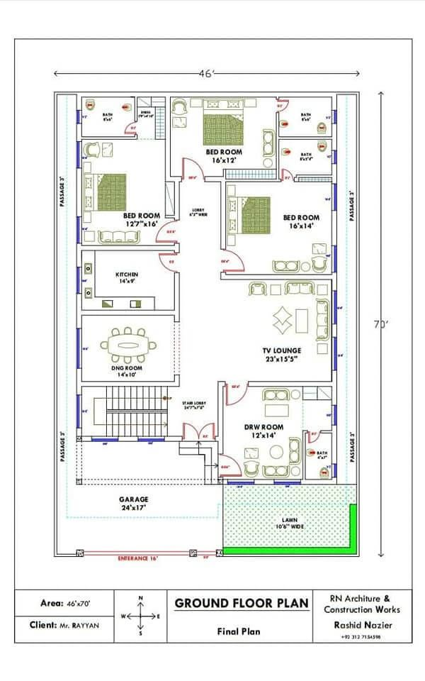 Top 50 Amazing House Plan Ideas Engineering Discoveries Free House Plans Bungalow Floor Plans 40x60 House Plans