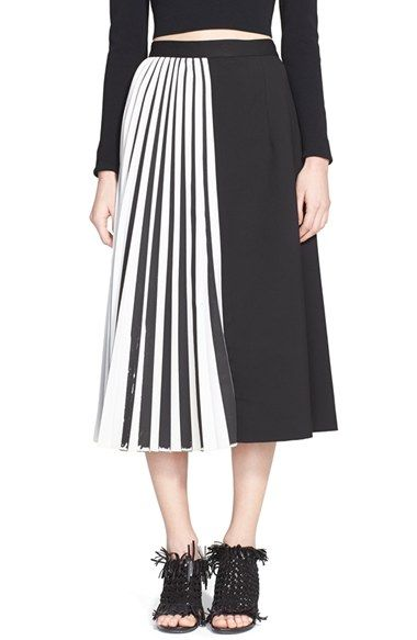 9 best images about summer trend 2017 partial pleated