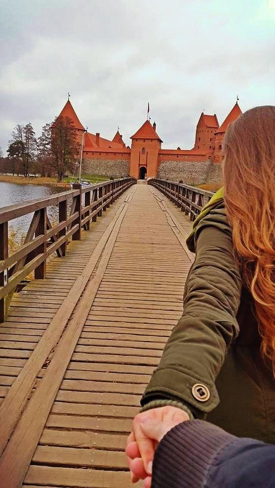 Trakai - Litvania