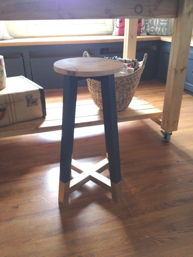Best 25+ Diy bar stools ideas on Pinterest | Kitchen ...