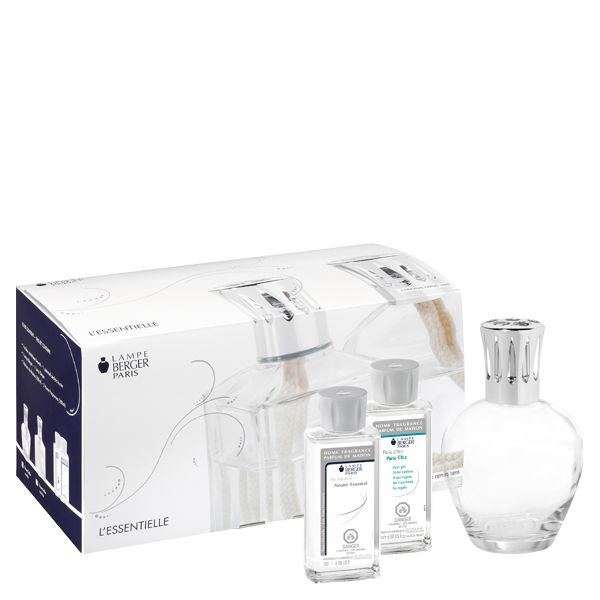 Awesome Starter Kit Round limited edition home fragrance difuser Lampe Berger catalog