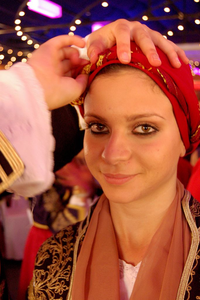 "Ta Sfakia folk dance recital on the Greek island of Crete. ""Ta Sfakia"" is the musical and dance association of the Sfakia district. [http://www.crete-dance.com/]"
