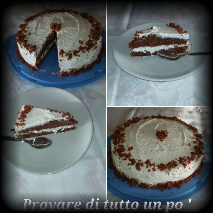 La Torta Red Velvet è una torta tipicamente americana, di colore rosso, chiamata anche torta di velluto rosso, un dolce particolare.