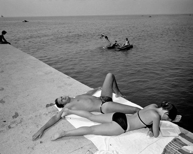 Carl de Keyzer Photography | Prints | Homo Sovieticus extras | (0Q8YW114)