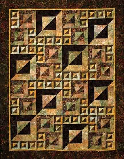 Magic Maze Quilt Pattern Free   magic squares as shown here this fascinating quilt with a