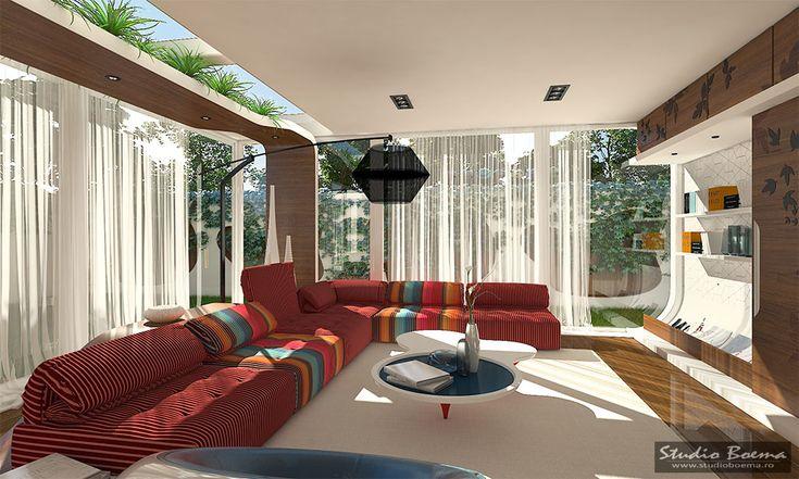 Amenajare interioara casa Baneasa | Studio Boema