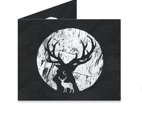 Dynomighty Artist Collective: Deer at night by barmalisiRTB Deer at night, Animal, Animal lover, Art, design, illustration, barmalisiRTB