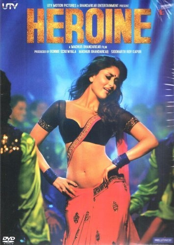 Heroine  (Hindi Movie / Bollywood Film / Indian Cinema DVD) (2012) DVD ~ Randeep Hooda, Shahana Goswami Kareena Kapoor. Price - $8.24