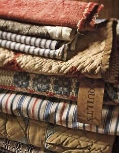 """What is a """"cutter"""" quilt? """"Cutter"""" describe a quilt that has been used and loved past the point of using as originally intended. There are a lot of quilts that have wear from years of use. There are..."""