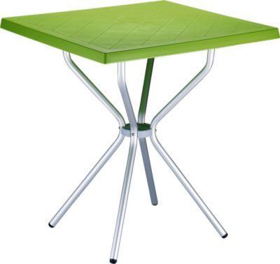 hochwertiger Aluminium Gartentisch SORTHIE 70 x 70 cm, Höhe 72 cm, ideal für den Balkon & Camping Jetzt bestellen unter: https://moebel.ladendirekt.de/garten/gartenmoebel/gartentische/?uid=eb21c0e8-0c07-5f3c-a71a-84513859f408&utm_source=pinterest&utm_medium=pin&utm_campaign=boards #esstische #garten #gartenmoebel #gartentische