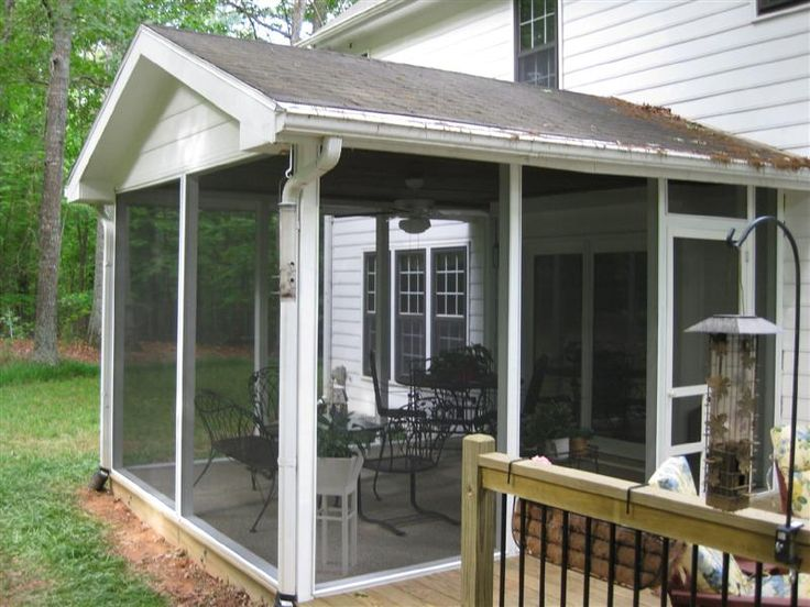 17 Best Ideas About Screen Porch Kits On Pinterest Fly