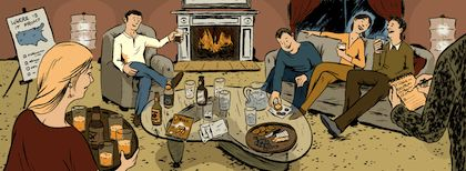 All About Beer Magazine » Hosting an At-Home Beer Tasting