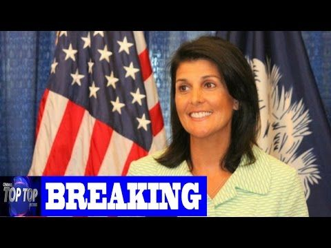 BREAKING UN Ambassador Sends Nikki Haley EPIC Text Message About America's Leadership - News - YouTube