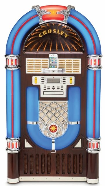 The Man Cave Store Ottawa : Vintage jukebox a must for your man cave palason
