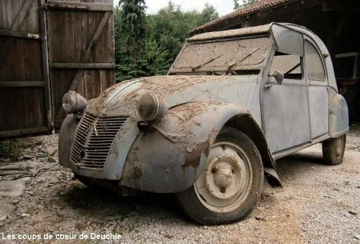 Citroën 2CV                                                       …