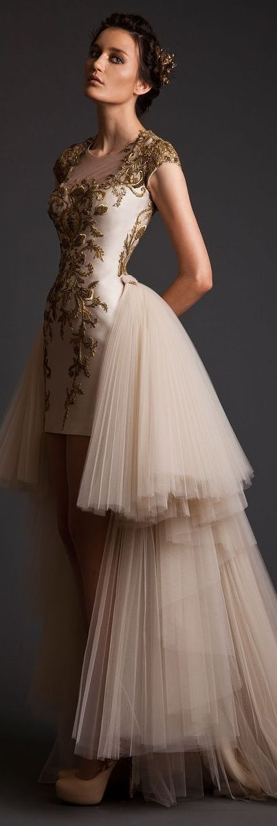 Billionaire Club / karen cox. The Glamorous Life.  -Krikor Jabotian Couture.♥                                                                                                                                                      More