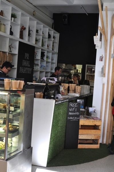Primal Pantry Teneriffe restaurant in Brisbane