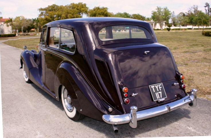 Dealership for Classic Bentley, RollsRoyce & Classic Cars
