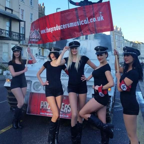 Top stories this week: Producers cast perform outside @UKIP party conference http://wos.im/1AzMRRs