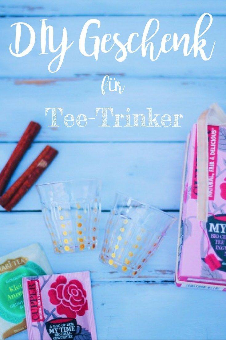 Ein goldiges Geschenk für Tee-Liebhaber - Pippa Pie-Maker