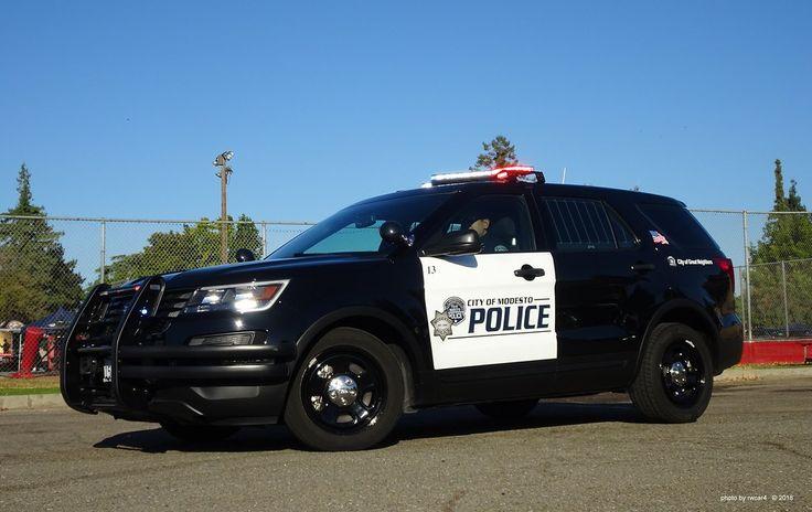 Ca Modesto Police Dept Police Cars Police Police Dept