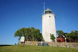 *~* Lighthouse on Hanö, Blekinge, Sweden. The lighthouse is built 1869