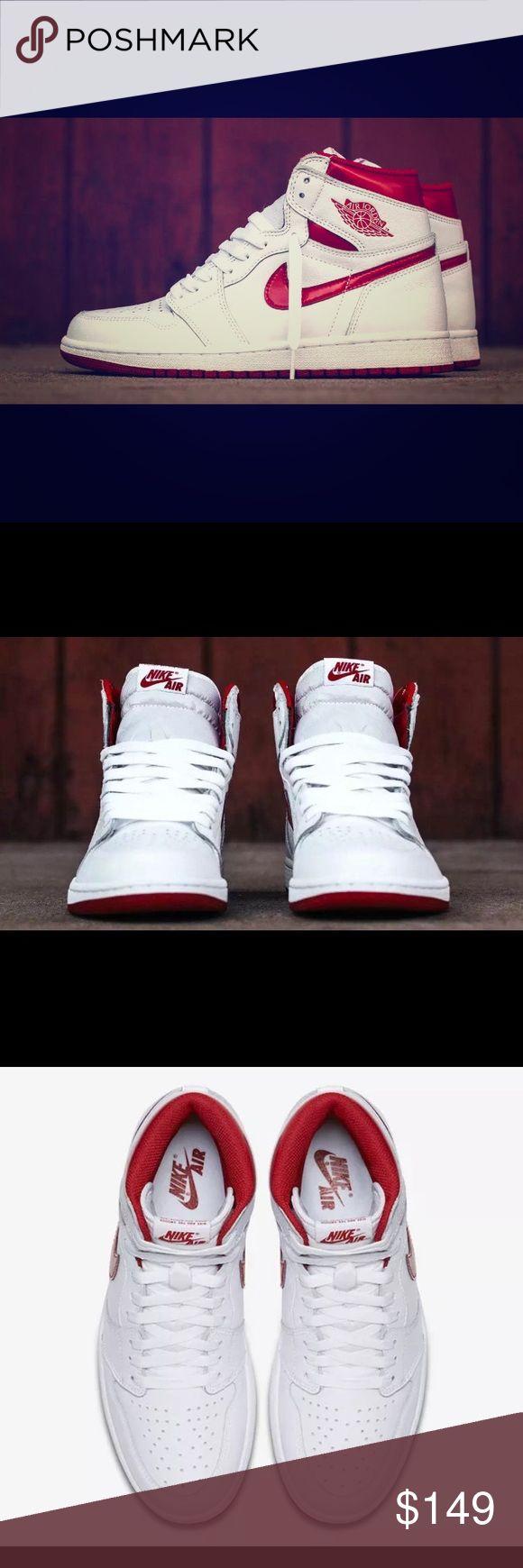 Nike Air Jordan Retro 1 HIGH OG Size 8 Nike Air Jordan 1 High OG QS