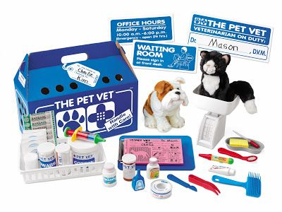 Fun Toy Pet Vet Clinic Toy Review Gift Ideas