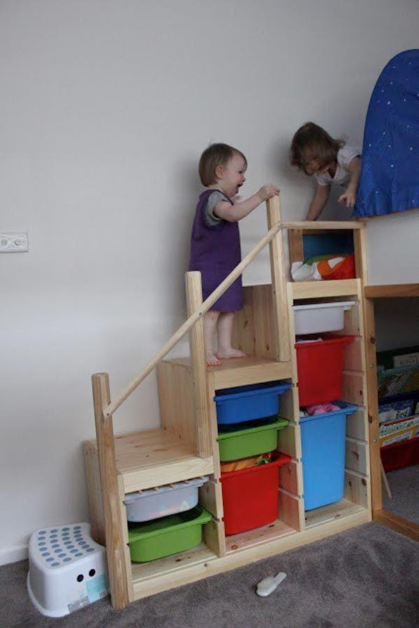 trofast-escalier