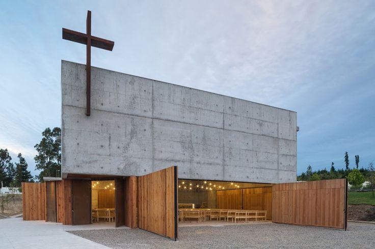 Gallery Of San Alberto Magno Chapel / Juan Pavez Aguilar