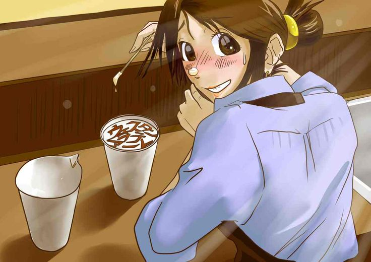「Latte Art」 http://rairarai.aplena7.com/?p=48