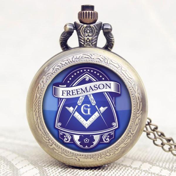 Freemason Pendant Classic Watch Gift