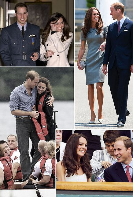{love stories № 04 : prince william & kate middleton} by {this is glamorous}, via Flickr