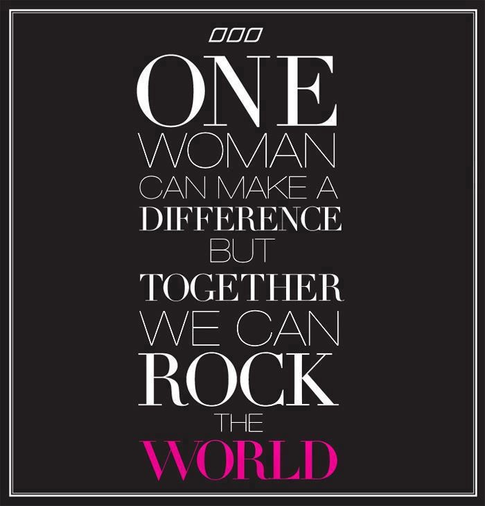 For All Those Who Support Me And Lift Me Upu2026Letu0027s Rock This World!