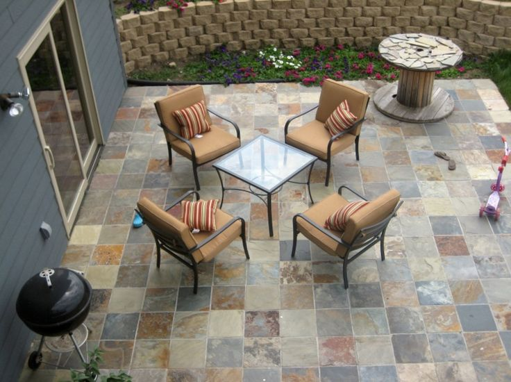 1000 Ideas About Patio Tiles On Pinterest Patio