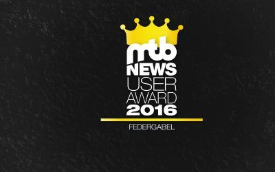 MTB-News.de User Award 2016: Federgabel des Jahres