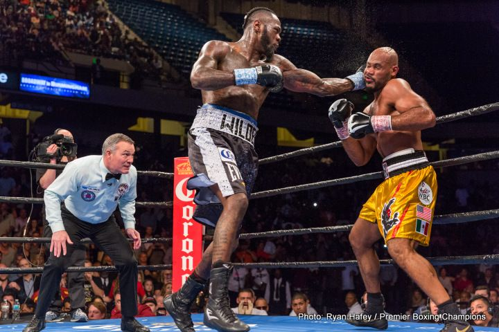 Whos the better fighter right now: Wilder or Joshua?