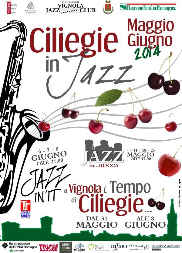 Ciliegie in Jazz - Vignola Festival 2014