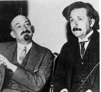 In 1921 Albert Einstein joined Chaim Weizmann in a fund-raising mission to the US on behalf of the Jewish National Fund and the Hebrew University.  March 14, 2011: A 500,000 dollar grant from the Polonsky Foundation of London will enable the Hebrew University to digitize its Albert Einstein Archives and make it available online to researchers and students everywhere. The announcement was made on Einstein's birthday and also on Israel National Science Day, both falling on March 14.