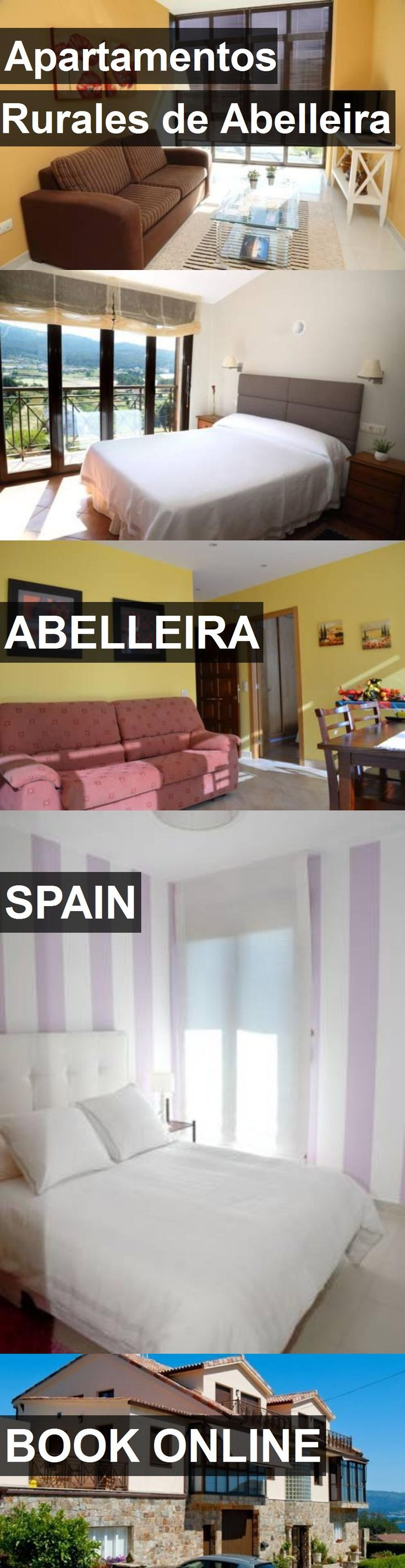 Hotel Apartamentos Rurales de Abelleira in Abelleira, Spain. For more information, photos, reviews and best prices please follow the link. #Spain #Abelleira #travel #vacation #hotel