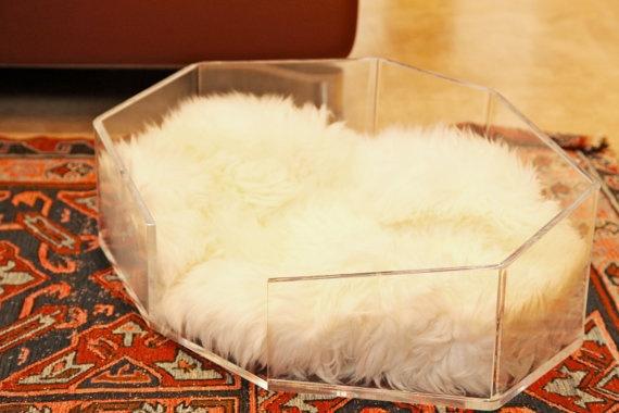 Missiejames The Jewel Dog Bed