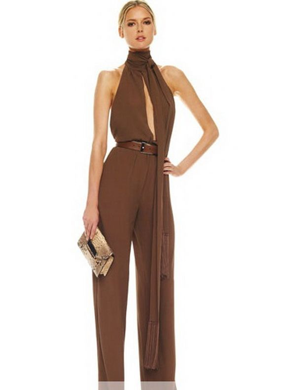 Wonderful Women39s Dressy Jumpsuits Latest Collection  FashionEndsCom