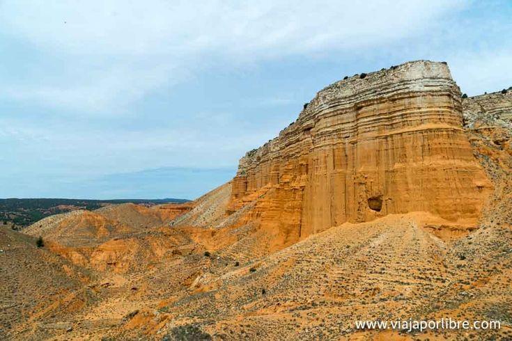 La Rambla de Barrachina. Bienvenido al Far west de Teruel