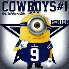 Dallas Cowboys ~ Minion