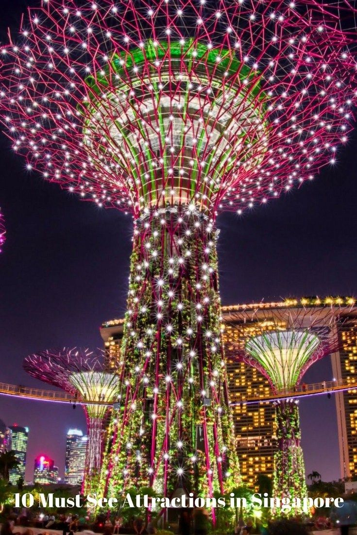 10 Must See Attractions In Singapore Singapore Must See Attractions In Singapore Best Places To Vis Singapore Travel Malaysia Travel Cool Places To Visit